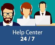Help Center 24/7