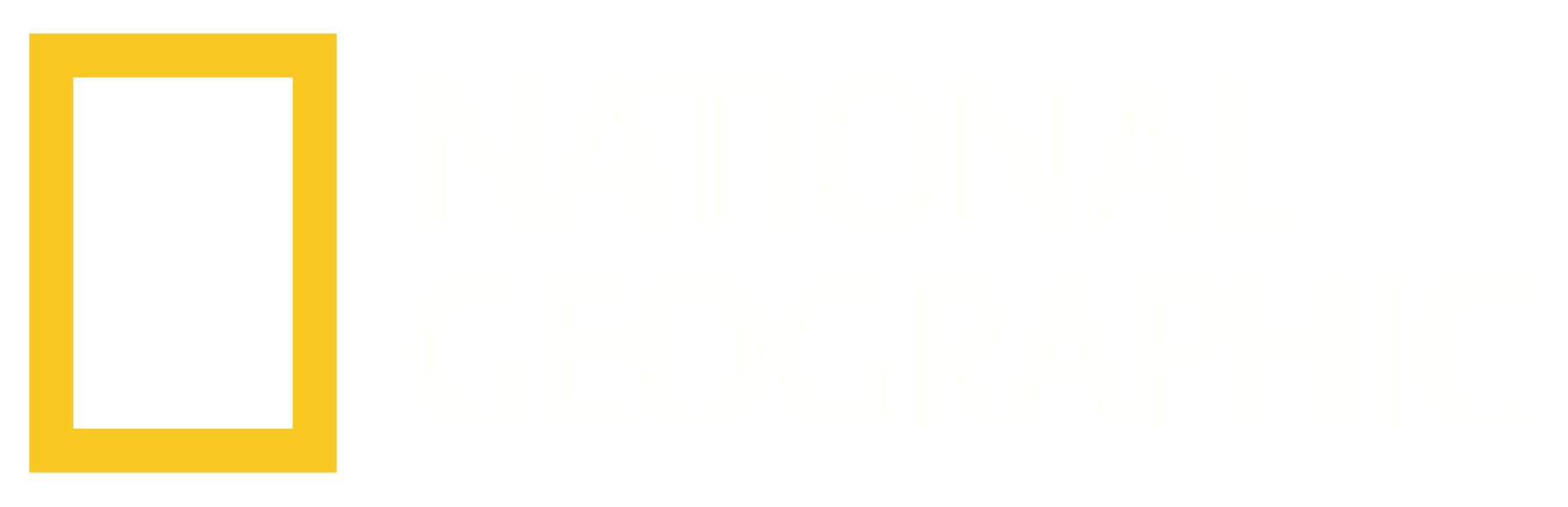 OAS FCU and National Geographic logo combination